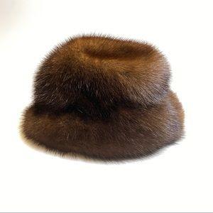GR Original Vintage Fur Hat
